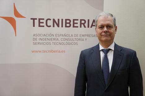 Pablo Bueno, reelegido presidente de TECNIBERIA