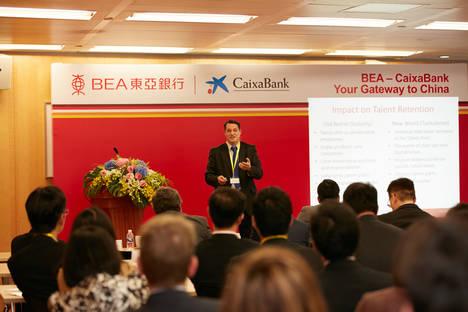CaixaBank afianza su liderazgo mediante más servicios en el mercado chino en colaboración con The Bank of East Asia (China)