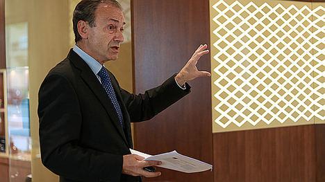 Pablo Fernández, profesor del IESE.