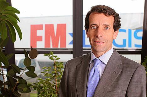 Pablo Gómez, Director General de FM Logistic Ibérica.