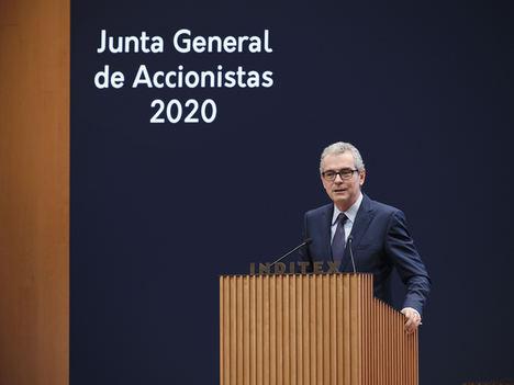 """Pablo Isla destaca la preparación de Inditex para afrontar el futuro de manera """"flexible, integrada y sostenible"""""""