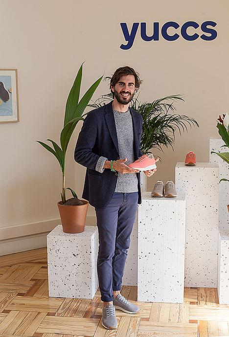 Yuccs, el calzado más cómodo del mundo presenta su firma en Madrid