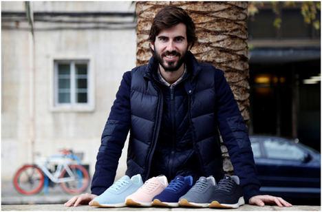Yuccs, la start up de zapatillas que prevé facturar 1 millón de euros en su primer año fabricando en España