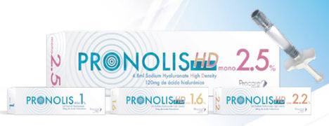 Procare Health presenta Pronolis HD®, la primera línea de ácido hialurónico de alta densidad para el tratamiento de la artrosis
