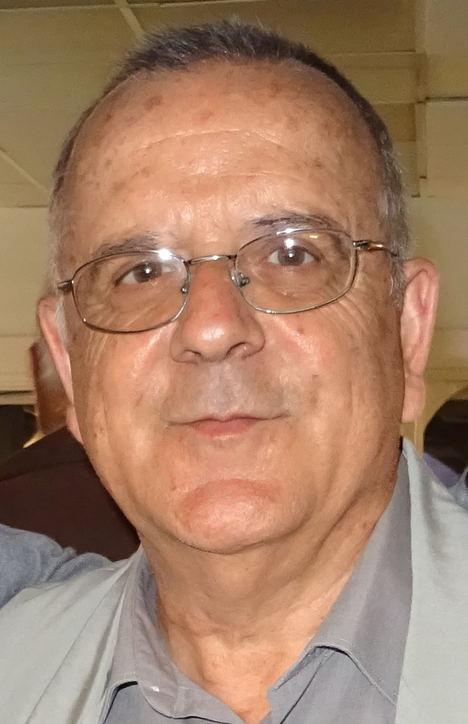 Paco Morgan, integrante de la Asamblea de IU Almuñécar,