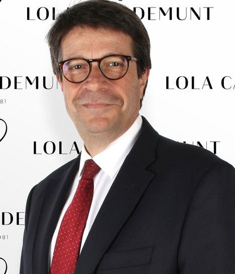 Paco Sánchez, Lola Casademunt.