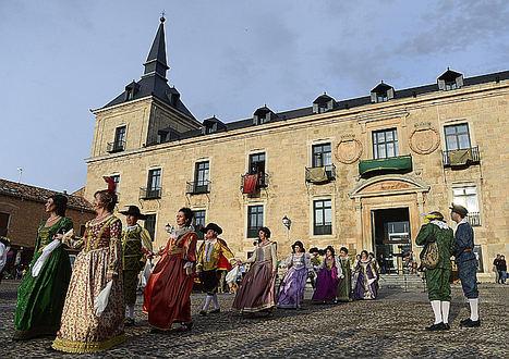Palacio Ducal, Lerma Fiesta barroca.
