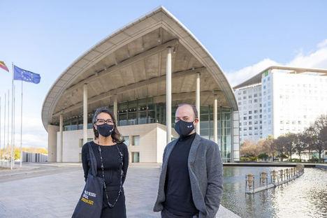 El Palacio de Congresos y València Capital Mundial del Diseño 2022 unen esfuerzos para la promoción internacional de la ciudad