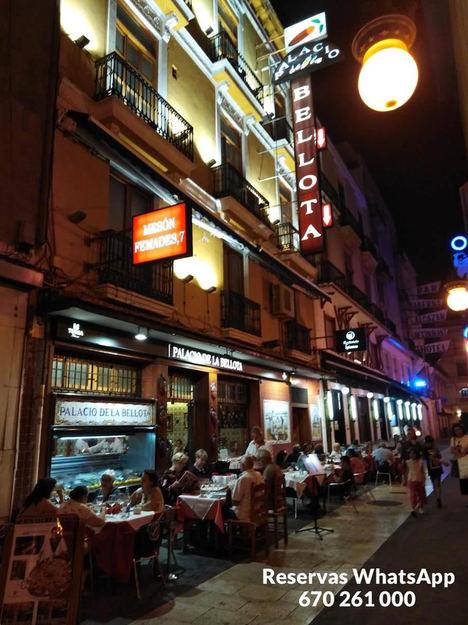 Restaurante El Palacio de la Bellota, especialista en paellas, es un referente de la gastronomía valenciana