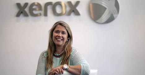 Paloma Beamonte, presidenta y directora general de Xerox España, galardonada en la XXVII edición de los Premios FEDEPE