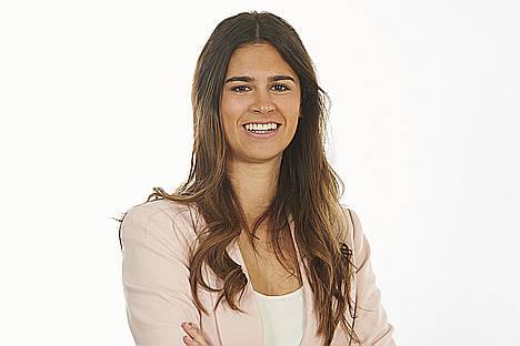 Paloma Fernández, directora de Marketing y Comunicación de  mundoFranquicia.
