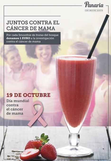 Panaria se suma a la lucha contra el cáncer de mama