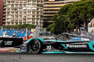 El equipo Panasonic Jaguar Racing puntúa por duplicado en el emblemático E-Prix de Mónaco