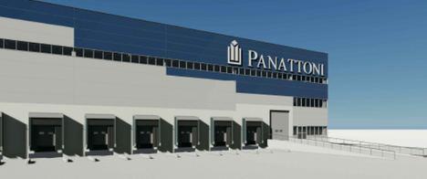 Panattoni desarrollará un parque logístico de 34.000 m2 en Vitoria