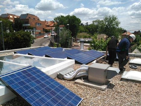 Bigbank financia la adquisición e instalación de paneles solares para particulares