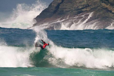 Pull&Bear Pantín Classic Galicia Pro, una de las pruebas de surf más importantes para la clasificación del campeonato del mundo