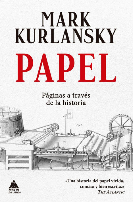 Papel, de Mark Kulansky