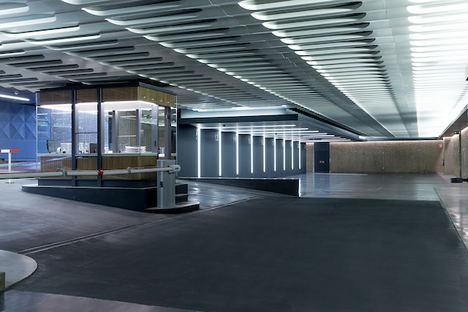 El Edificio Beatriz renueva sus 8.000 m2 de aparcamiento en una apuesta por la sostenibilidad