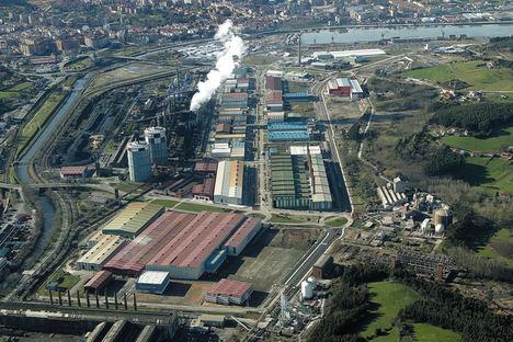 Las obras del Parque Empresarial Principado de Asturias utilizarán energía eléctrica 100% renovable