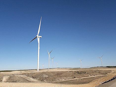 Enel Green Power España conecta a la red dos parques eólicos en Zaragoza que suman 75 MW