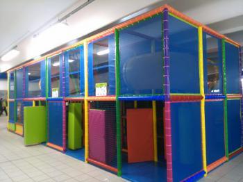 Icolandia instala un nuevo parque infantil de interior en Suiza
