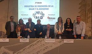 Participantes en la presentación del curso Industria de Ingeniería.