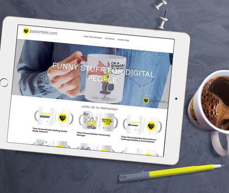 Pasionteki.com, la simbiosis de la comunicación digital con los objetos de uso cotidiano