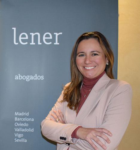 Patricia Rosell, nueva Socia de la oficina de Lener en Barcelona