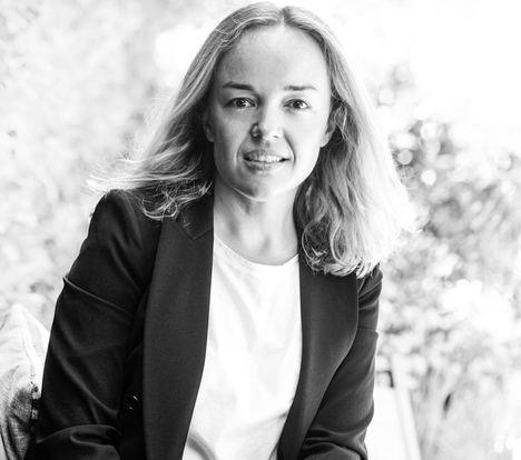 Patricia Vega, Directora Comercial GLAMOUR.