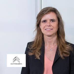 Paula Bartolomé Valencia, Citroën España.