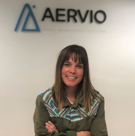 Paula Le Coz, Key Account Manager de Aervio.