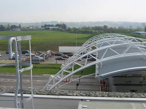 Indra renueva el peaje de la autopista que une Dublín con Irlanda del Norte, por 3,6 millones de euros