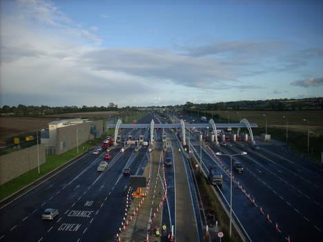 Peaje autopista Irlanda