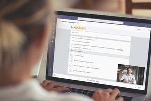 Pedagoo implanta una tecnología innovadora para garantizar la seguridad y evitar trampas en los exámenes online