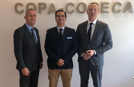 Pedro Gallardo, reelegido presidente del Grupo de Trabajo de Oleaginosas y Proteaginosas del COPA-COGECA