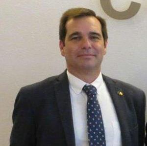 Pedro Gallardo, vicepresidente de ASAJA.
