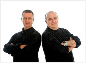 Pedro García Sarabia y José Carlos Fuertes, TupTup.