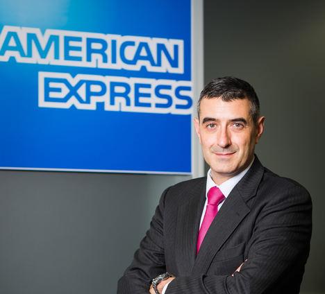 Pedro Gaviña, Director Comercial para Clientes del área de tarjetas corporativas de Global Commercial Payments de American Express España