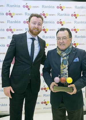 Pedro Morán, Propietario y chef de Casa Gerardo, recibe el galardón