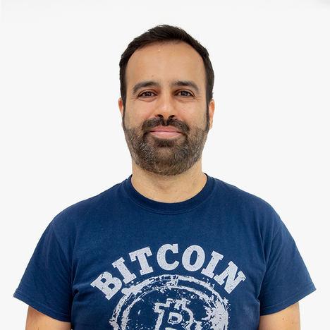 Pedro Pablo Aparicio, CEO de Mobusi.