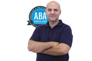 Pedro Serrano, CMO ABA English.
