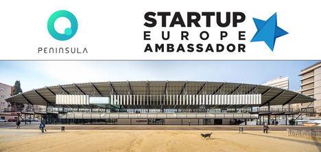Peninsula se convierte en Embajador de Startup Europe en España