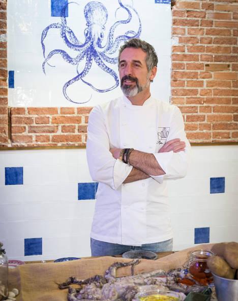 Atlántico – Pepe Solla, lo nuevo del chef gallego en Lisboa