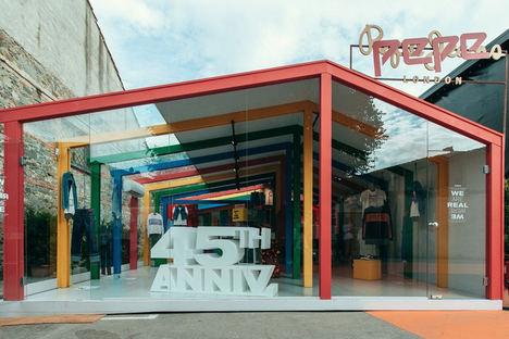 Pepe Jeans celebra su 45 aniversario en Pitti Uomo 94