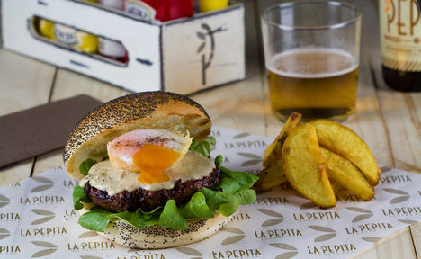 La Pepita Burger Bar renueva su carta