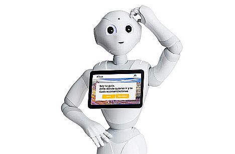 TripAdvisor y Alisys presentan en Fitur 2019 el primer robot recomendador de establecimientos y actividades turísticas
