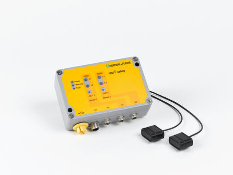 Sistema de sensor ultrasónico de seguridad USi®