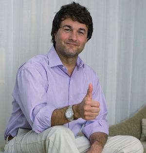 Peter Foyo, inversor y fundador de Nextel.