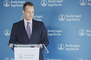 Peter Ploeger, director general de Boehringer Ingelheim España.