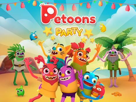 Petoons Party ha llegado en exclusiva a PlayStation®4